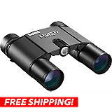 Black Bushnell Legend 10x25 Ultra HD Binoculars