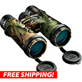 Nikon 10x42 Monarch 3 Waterproof Xtra Green Camo Binoculars