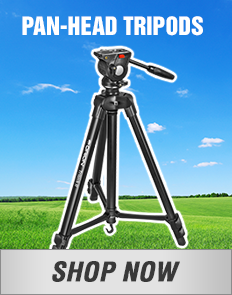 Pan-Head Tripods