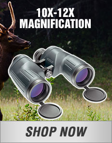 10x - 12x Magnification