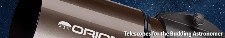 Telescopes for the budding astronomer