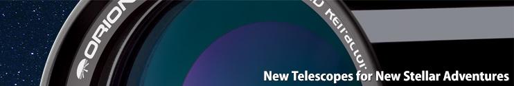 New Telescopes For New Stellar Adventures